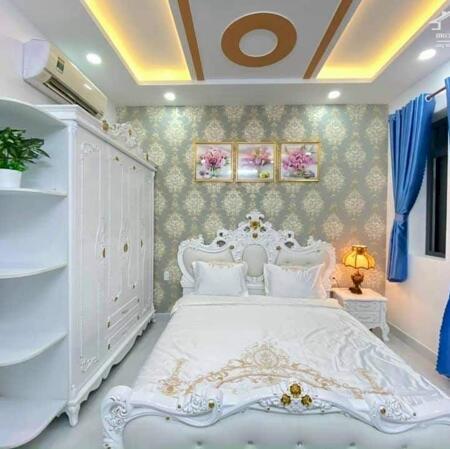 Biệt Thự Mini - 2 MTiền - Lô Góc Kế Bàu Cát.Tân Bình - 6 Tầng Có 9.5tỷ- Ảnh 4