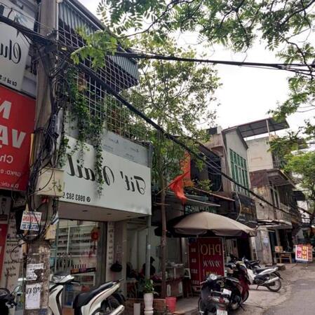 Bán nhà Thái Hà, Đống Đa-Khu VIP-Ô tô tránh-Kinh doanh đỉnh giá chỉ 4.9 tỷ- Ảnh 1