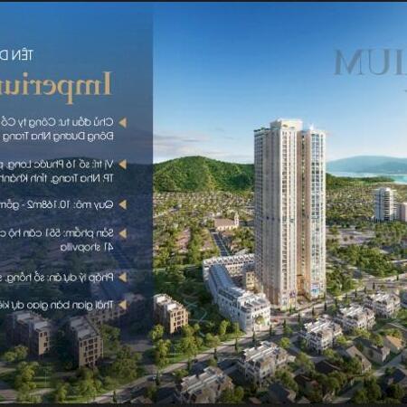 Mở bán đợt 1 căn hộ biển sở hữu lâu dài tại Nha Trang, giá bán 1ty7/căn- Ảnh 1