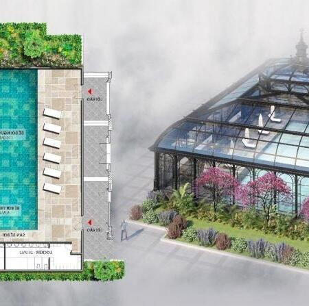 Ra mắt căn hoa hậu dự án The Jade Orchid gần Phạm Văn Đồng, công viên Hòa Bình.- Ảnh 2