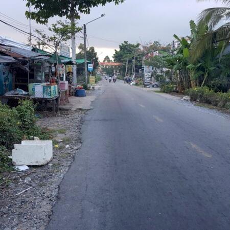 Bán Nền CáchTrung Tâm TT Minh Lương 400m, Bgay Mặt Tiền Quốc Lộ.- Ảnh 1