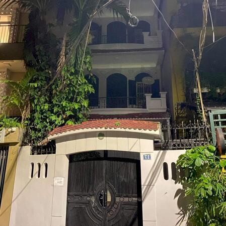 Cho thuê nhà Biệt Thự ô tô đỗ cửa phố Đội Cấn 100m x 4 tầng, MT 6m, 20 triệu/tháng, LH 0818011234- Ảnh 1