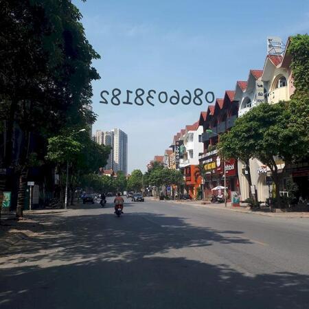 Cần bán Liền kề Mỗ Lao, Làng Việt Kiều Châu Âu - View Hồ điều hoà 2 thoáng - KD, VP- Ảnh 1