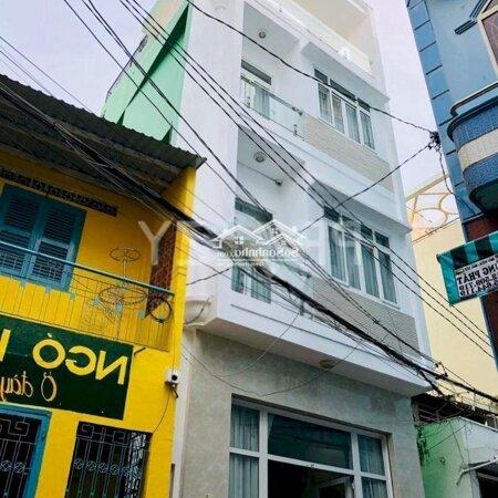 Nhà 5.5X10M - 4 Phòng Ngủ 3 Vệ Sinh- Hẻm Thông Gần Chợ Hòa Hưng- Ảnh 1