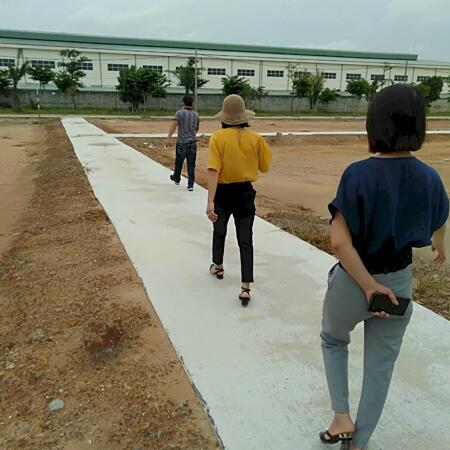 Do dịch mình cần bán gấp cho chủ lô đất 75m2,full thổ cư, ở Bàu Bàng gần quốc lộ 13.- Ảnh 2