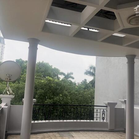Cho thuê nhà Biệt Thự ô tô đỗ cửa phố Đội Cấn 100m x 4 tầng, MT 6m, 20 triệu/tháng, LH 0818011234- Ảnh 17