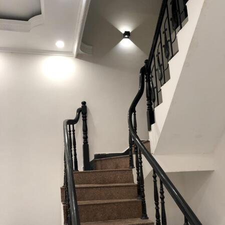 Cho thuê nhà Biệt Thự ô tô đỗ cửa phố Đội Cấn 100m x 4 tầng, MT 6m, 20 triệu/tháng, LH 0818011234- Ảnh 6