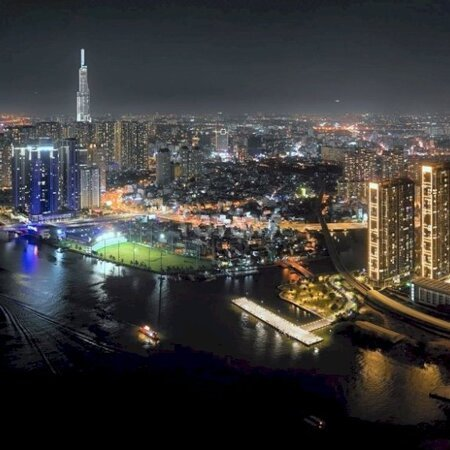 Chung Cư Vinhomes Central Park 130M² 3Pn- Ảnh 1
