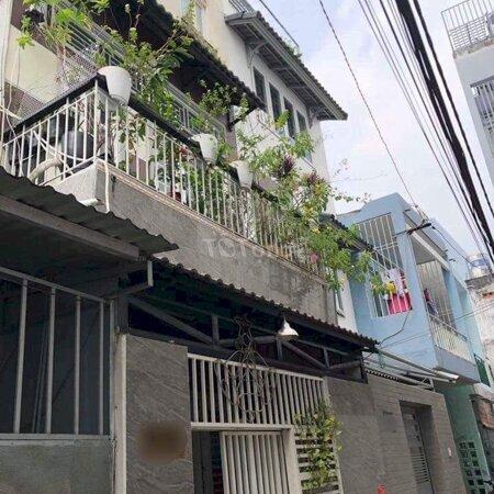 Cho Thuê Nhà Phố 1 Trệt 2 Lầu Quận Tân Phú- Ảnh 1