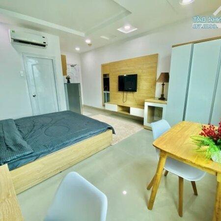Căn Hộ Studio Và 1 Phòng Ngủ Full Nội Thất Trần Quang Diệu_Gàn Lê Văn Sỹ, Ga Sài Gòn- Ảnh 2