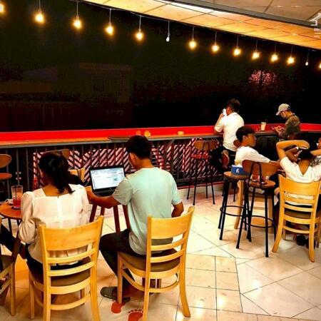 SANG QUÁN Cafe Mới Mặt Tiền Đường Trần Hoàng Na- Ảnh 2