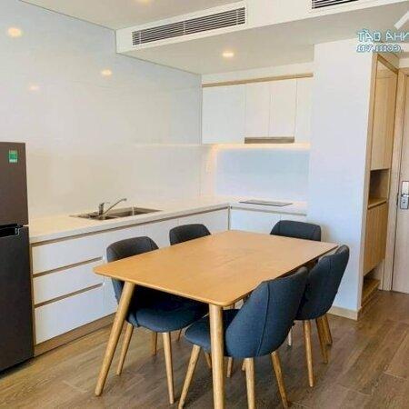 Cho Thuê Căn Hộ Fhome Block A - 1 Phòng Ngủview Sông Hàn Cực Đẹp, Duy Nhất 1 Căn Siêu Rẻ- Ảnh 2