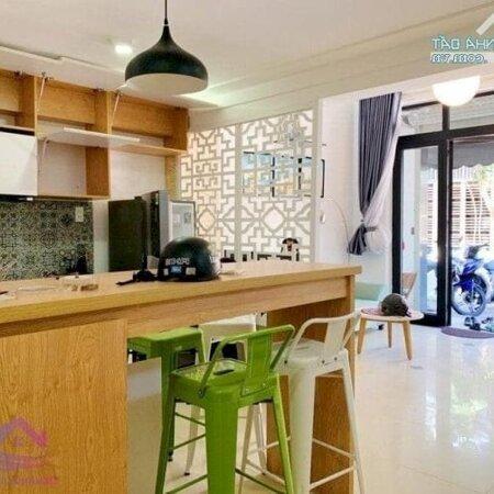 Cho Thuê Nhà Đẹp 2 Phòng Ngủnội Thất Hiện Đại Khu An Thượng, Giá Rẻ Mùa Dịch- Ảnh 2