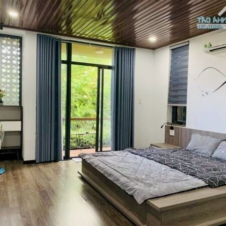 Cho Thuê Nhà/Villa Sân Vườn 3 Phòng Ngủcực Đẹp, Mới Toanh Xịn Sò Sát Biển Nguyễn Văn Thoại- Ảnh 5