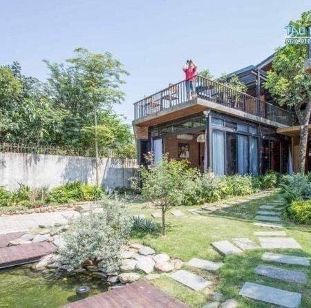 Cho Thuê Villa Sân Vườn Rộng Rãi Sát Biển Sơn Trà, 4 Phòng Ngủ, 600M2 Giá Tốt Mùa Dịch- Ảnh 2