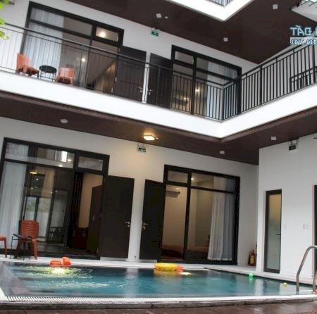 Cho Thuê Villa Hồ Bơi Mới Xây 9 Phòng Ngủ, 400M2 Có Thang Máy Gần Hồ Xuân Hương- Ảnh 2