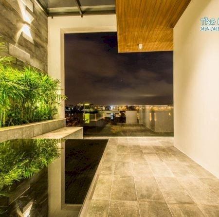 Cho Thuê Biệt Thự Luxury Cực Đẹp View Sông Hàn Trung Tâm Hải Châu, 5 Phòng Ngủsang Xịn Mịn- Ảnh 6