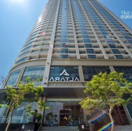Tranh Thủ Thuê Ngay Căn Hộ Cao Cấp 5* Altara Suite 2 Phòng Ngủview Biển Giá Cực Rẻ Mùa Dịch- Ảnh 1