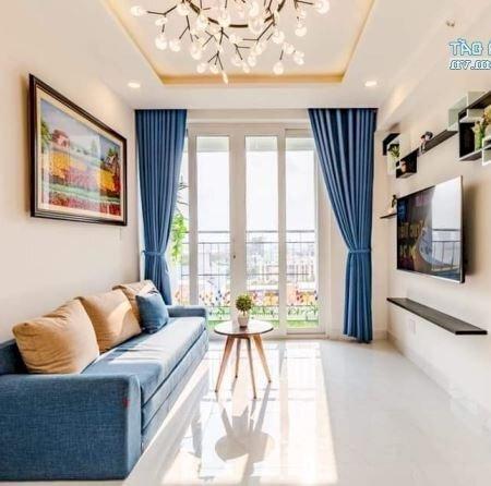 Cho Thuê Căn Hộ 2 Phòng Ngủ, 70M2 Cực Đẹp Chung Cư An Trung (Bluehouse 2) Mặt Tiền Ngô Quyền- Ảnh 1
