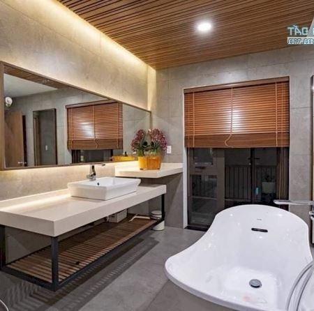 Cho Thuê Biệt Thự Villa Sân Vườn Cực Đẹp, Nội Thất Cao Cấp Sang Xịn Khu Nam Việt Á- Ảnh 5