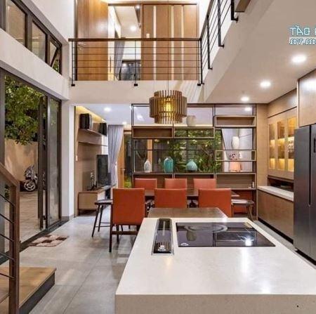 Cho Thuê Biệt Thự Villa Sân Vườn Cực Đẹp, Nội Thất Cao Cấp Sang Xịn Khu Nam Việt Á- Ảnh 1