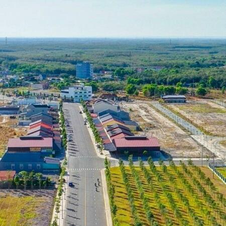 Bán gấp 2 lô liền kề chợ Minh Thành chỉ 8tr/m2 thổ cư 100%, sổ hồng ruêng- Ảnh 3