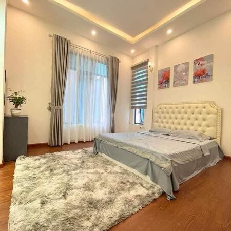 Bán nhà phố Thanh Lân - Hoàng Mai - ô tô đỗ cửa - DT 33m2*5 tầng, MT4.3m giá chỉ 2.x tỷ.- Ảnh 3