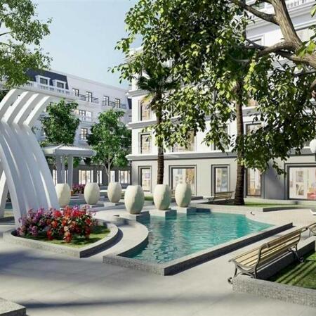 Bán gấp nhà biệt thự liền kề 105m Shophouse Yên Phong Bắc Ninh ngay mặt đường chỉ từ 2.5 tỷ  kèm tặng nội thất trị giá 140 triệu- Ảnh 2