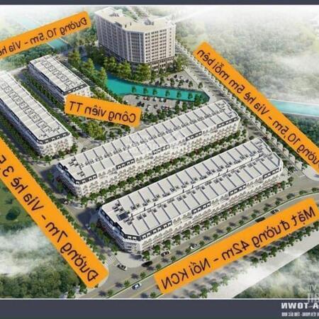 Bán gấp nhà biệt thự liền kề 105m Shophouse Yên Phong Bắc Ninh ngay mặt đường chỉ từ 2.5 tỷ  kèm tặng nội thất trị giá 140 triệu- Ảnh 4