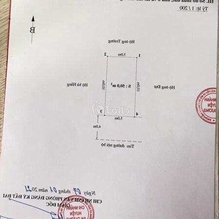 Bán Lô Đất Tuyến 2 Đường Máng, Vĩnh Khê, An Đồng- Ảnh 4