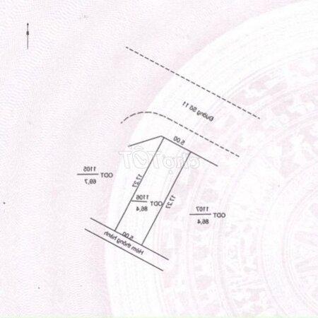 Bán Cặp Gốc Đường Số 11- Số 5. Bắc Hà Hoàng Hổ- Ảnh 5