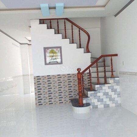 Nhà Trệt Lầu Mới Đẹp Ds15 Kdc Hoàng Quân- Ảnh 2