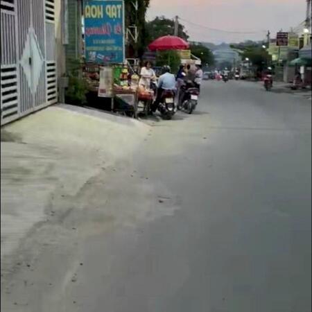 Nhà mặt tiền chợ Quang Thắng kp4 Trảng Dài 5x26m- Ảnh 1