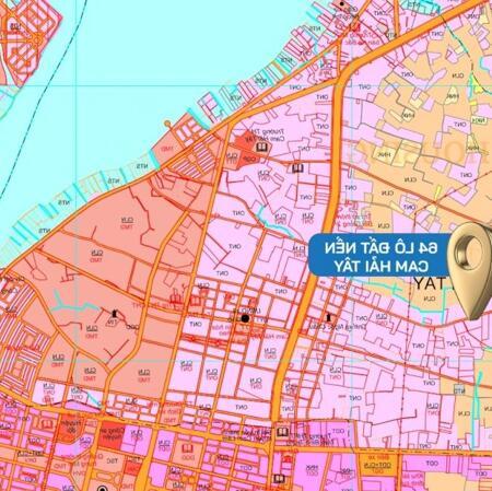 Bán đất 2 mặt tiền ở Cam Hải Tây, giá từ 8,6 triệu/m2, sổ đỏ lâu dài- Ảnh 3