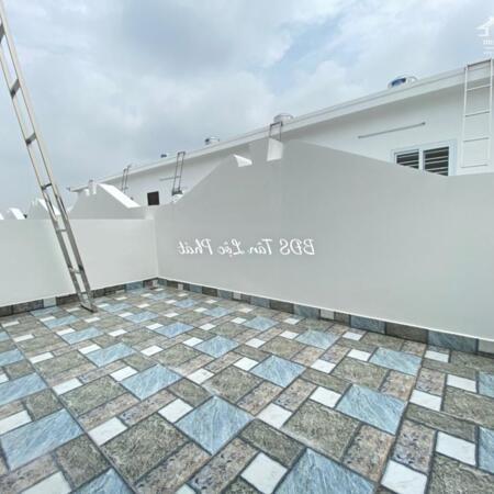 Bán nhà Đằng Hải 4 tầng xây mới ngõ gần 4m- Ảnh 1