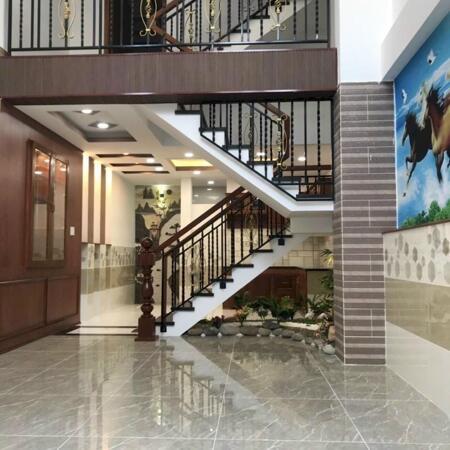 Bán nhà Trân Văn Ơn,Tân Phú, DT 60m2,4 tầng BTCT,HXH ngủ trong nhà,giá chỉ 6.tỷ- Ảnh 3