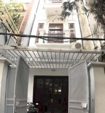 Nhà Phố Nguyễn Văn Cừ, Ngọc Lâm, Lb, 76M2 X 4T= 6.75 Tỷ. Ô Tô Vào Nhà, Nhà 2 Mặt Tiền.- Ảnh 1