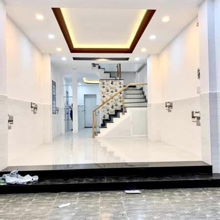Bán Gấp Nhà HXH Ngủ Trong Nhà Nơ Trang Long, Bình Thạnh, 65m2, 4 Tấm, 5PN- Ảnh 1