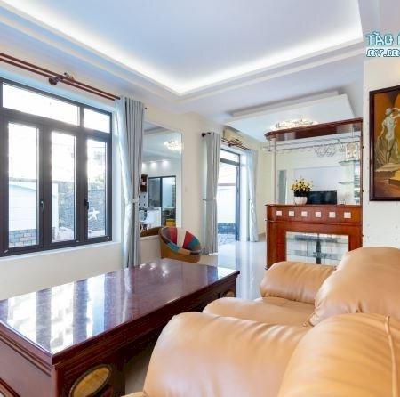 Cho Thuê Biệt Thự Sân Vườn Khu Đại An 4 Phòng Ngủfull Nội Thất 250M2- Ảnh 2