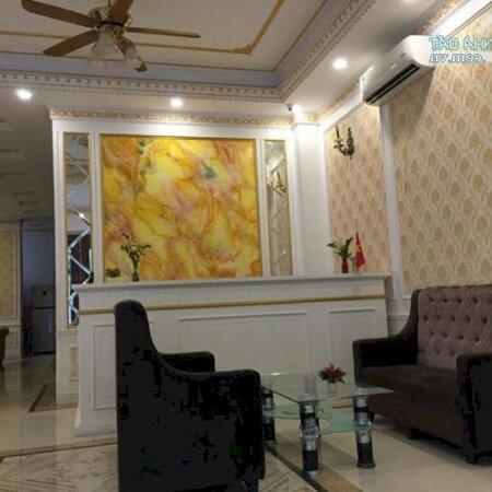 Cho Thuê Khách Sạn 16 Phòng Đẹp Mê Li Khu Người Hàn Sinh Sống Đông Đúc. Giá Chỉ 5X Triệu- Ảnh 1