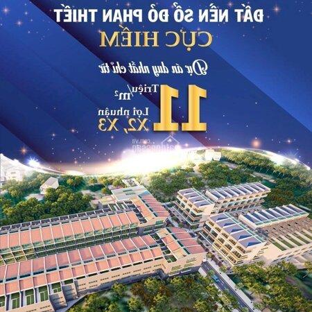 Bán Đất Nền Ven Biển Sổ Đỏ Nam An Ecotown Phan Thiết, Bình Thuận Gần Cao Tốc, Sân Bay Chỉ 11 Triệu/M2- Ảnh 3