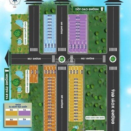 Bán Đất Nền Ven Biển Sổ Đỏ Nam An Ecotown Phan Thiết, Bình Thuận Gần Cao Tốc, Sân Bay Chỉ 11 Triệu/M2- Ảnh 8