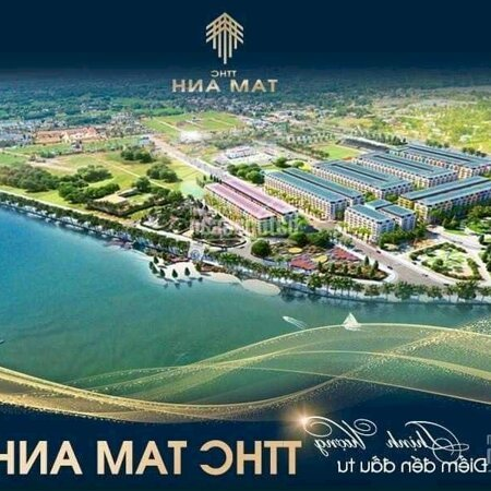 Đất Nền Chu Lai Giai Đoạn 2 Tthc Tam Anh Giá Chỉ 7. 2 Triệu/M2 - Giáp Sông Trường Giang- Ảnh 1