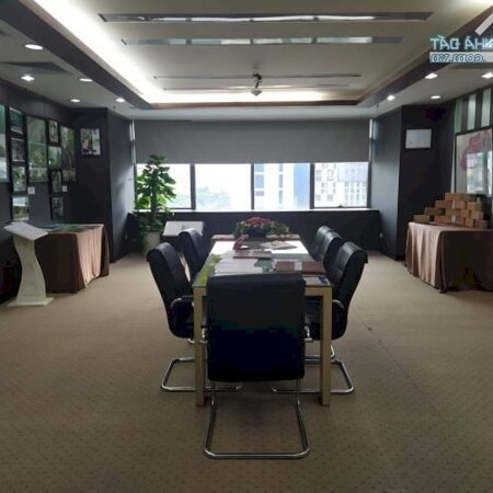 Cho Thuê Văn Phòng Tại Tòa Nhà Zen Tower, 12 Khuất Duy Tiến, Thanh Xuân,Diện Tíchtừ 85M2-315M2- Ảnh 3