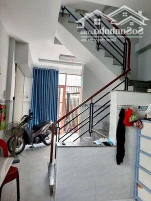 Bán nhà đường số 4 Bình Hưng Hòa A,Bình Tân,44m2,3 tầng,3 PN,giá 3,65 tỷ,Lh0386817015.- Ảnh 1