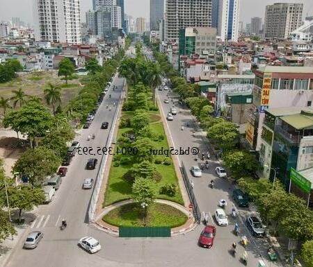 Mặt phố Liếu Giai, quận Ba Đình, TP Hà Nội