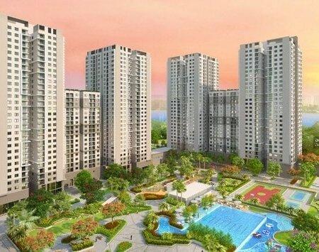 Chung Cư Saigon South Residences 104M² 3Pn- Ảnh 2