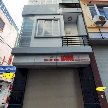 Bán nhà mặt ngõ 165 Dương Quảng Hàm, 38m2 x 6 Tầng, giá 6.3 tỷ- Ảnh 1