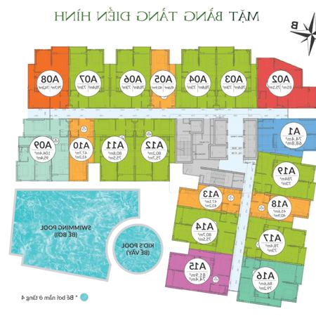 Ưu Đãi khi mua Căn hộ Chung Cư Cao Cấp GREEN PEARL TP BẮC NINH- Ảnh 5