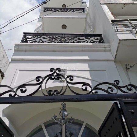 Nhà Dương Quảng Hàm P5 3 Phòng Ngủrộng Có Sân Thượng- Ảnh 12